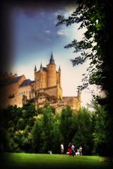 Alcázar de Segovia (Zu Sanchez) Tags: castle castelo alcazar castillo hdr