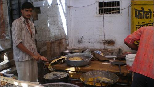 Jaisalmer street food