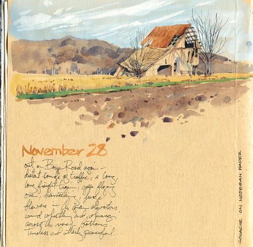 Boyer's Old Barn