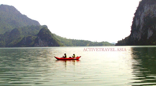 Hoa Binh Lake, Vietnam