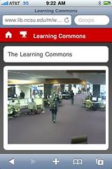 NCSU Library mobile