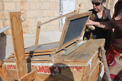 Bustan Qaraaqa house - 03 (michalska1) Tags: house israel palestine westbank permaculture occupiedterritories solaroven bustanqaraaqa merkavah09