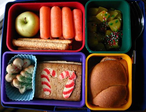 Kindergarten Bento #268