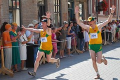 058 (Bargais) Tags: marathon latvia latvija kuldiga kuldīga pusmaratons
