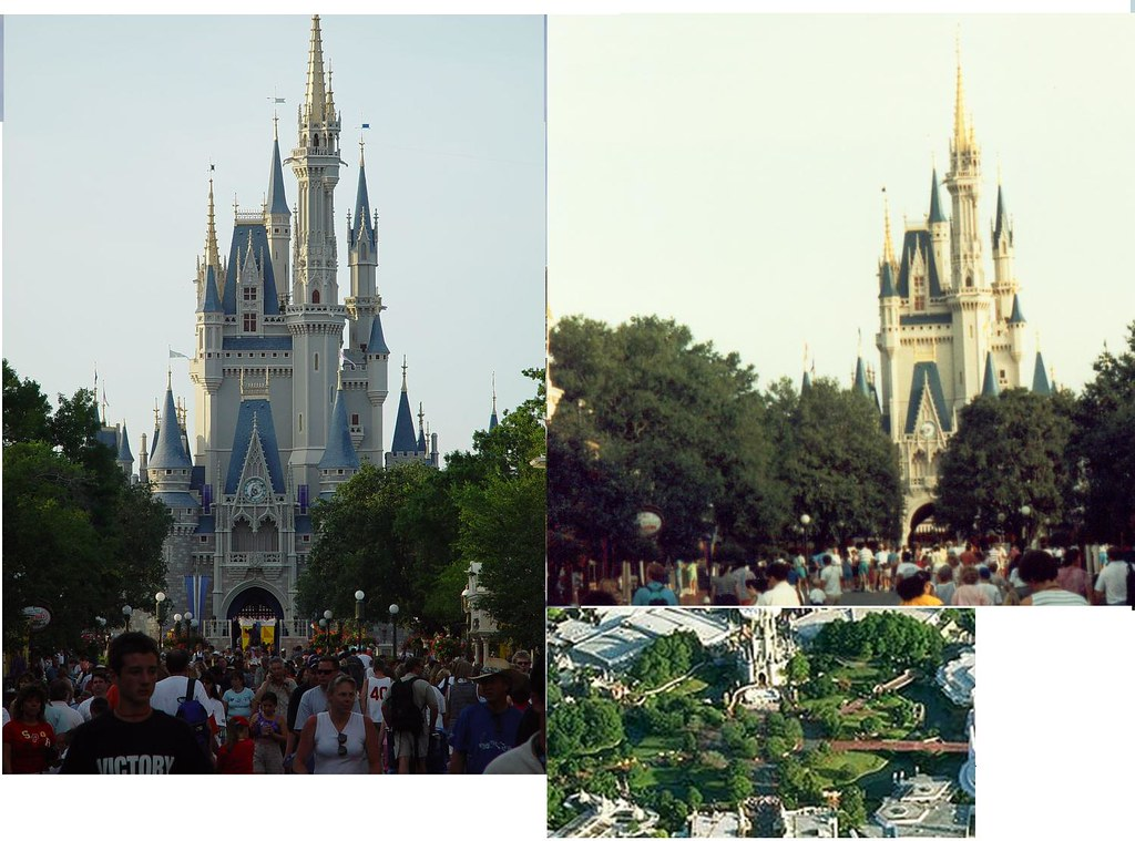 Disney world in an essay
