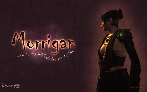 Morrigan · Dragon Age · Dragon Age: Origins · Bioware · witch