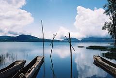 Janitzio (sergio.pereira.gonzalez) Tags: sergio landscape mexico lago lac paisaje gonzalez paysage michoacan argentique janitzio pereira patazcuaro sergiopereiragonzalez