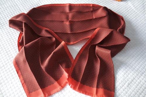 Hermès Scarf-Tie5