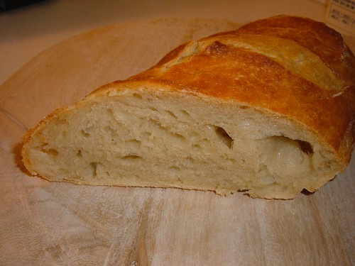 French Bread loaf baked 1/17