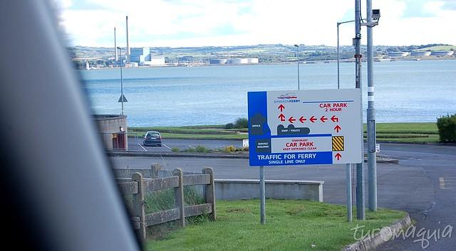Roteiro de Carro Irlanda