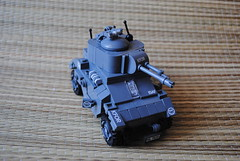 Panhard (AML) (Bruno VW) Tags: cold french grey war lego panhard bley foitsop dkbley