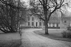 Kasteel Rosendael (Harm Roelofzen) Tags: rozendaal rosendael arnhem glk gelderland kasteel schloss castle schwarzweis zwartwit blackandwhite