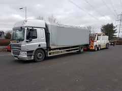 2017-02-08 12.16.13 (JAMES2039) Tags: volvo fm12 tow towtruck truck lorry wrecker heavy underlift heavyunderlift 6wheeler 4wheeler rear rearsuspend daf 55 75 ca02tow flatbed cardiff rescue breakdown ask askrecovery recovery steel steelcarrier curtain curtainsider tautliner