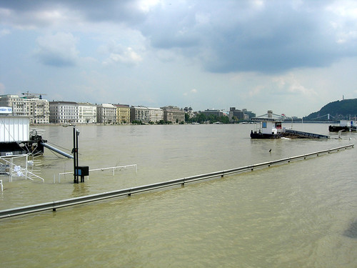 Donau flood at Budapest, 2009 June 29 #8