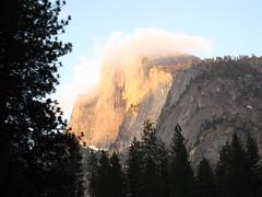 Half Dome at Sunset (pianoforte) Tags: california sunset yosemite halfdome yosemitenationalpark
