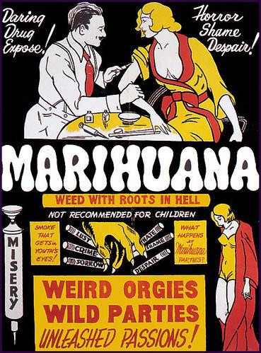 Marihuana, 1936