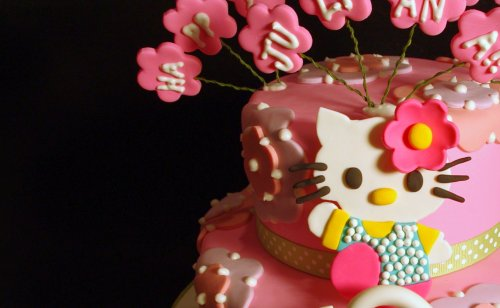 Hello Kitty Birthday - Juliana - Blog