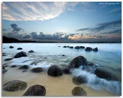 """Sweet Punggol"" :: DRI (alner_s) Tags: sunset sea sky beach sand nikon singapore rocks sigma 1020mm d60 sigma1020mm nikond60 alners alemdagqualityonlyclub garbongbisaya alnerssuello"
