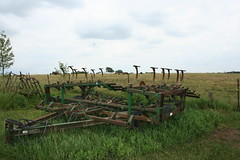 ohio farm equipment agriculture johndeere tillage fieldcultivator fortroyalfarm