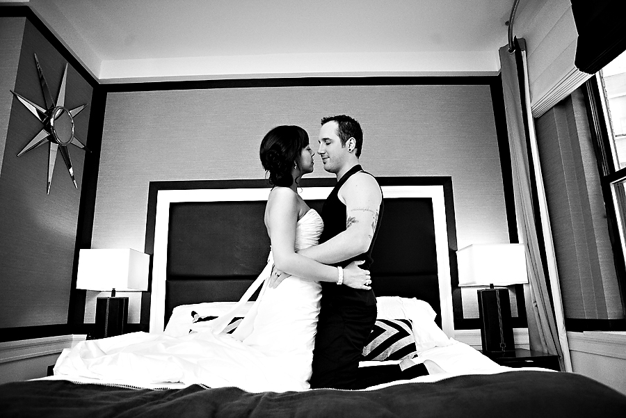 Chrissy and Jay~  Day After Session in NYC