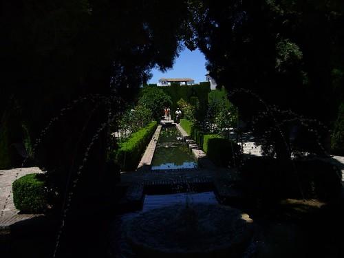A la découverte de l'Alhambra...
