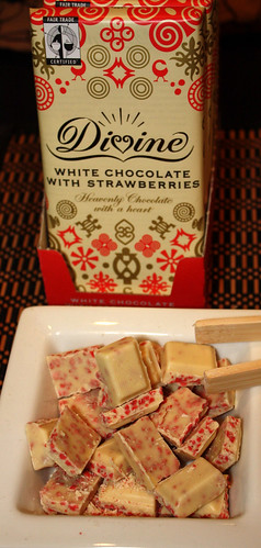 Divine Chocolate at the 2009 Seattle Chocolate Salon