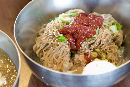 Spicy Buckwheat Noodle