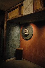 My new dart bar (jen.rizzo) Tags: sanfrancisco darts