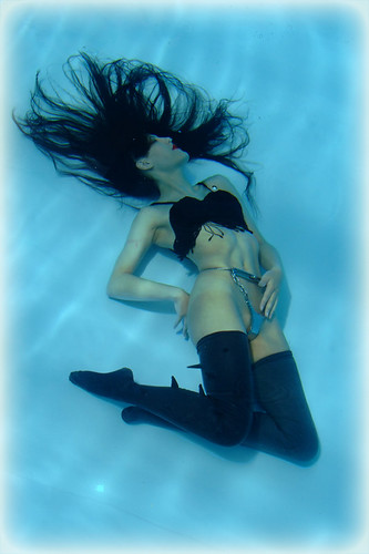 underwater fetish