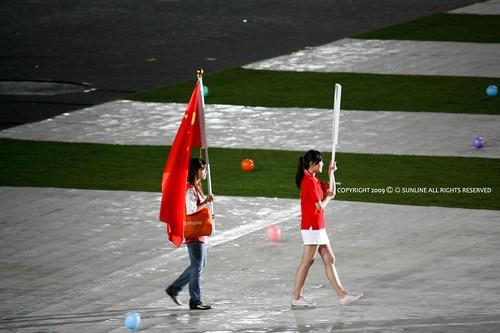 [The World Games 2009/2009世界運動會]