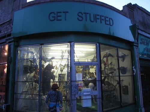 Get Stuffed (Islington)