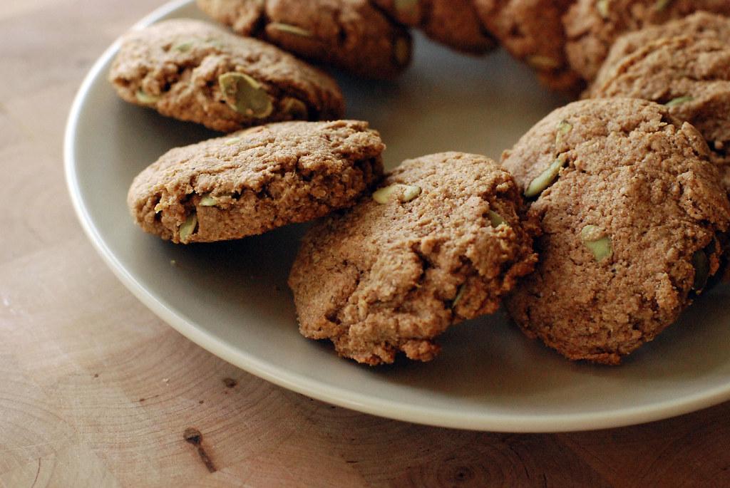 Chai Spice Cookies