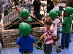 Bautraum - Kinder planen und bauen in der HafenCity