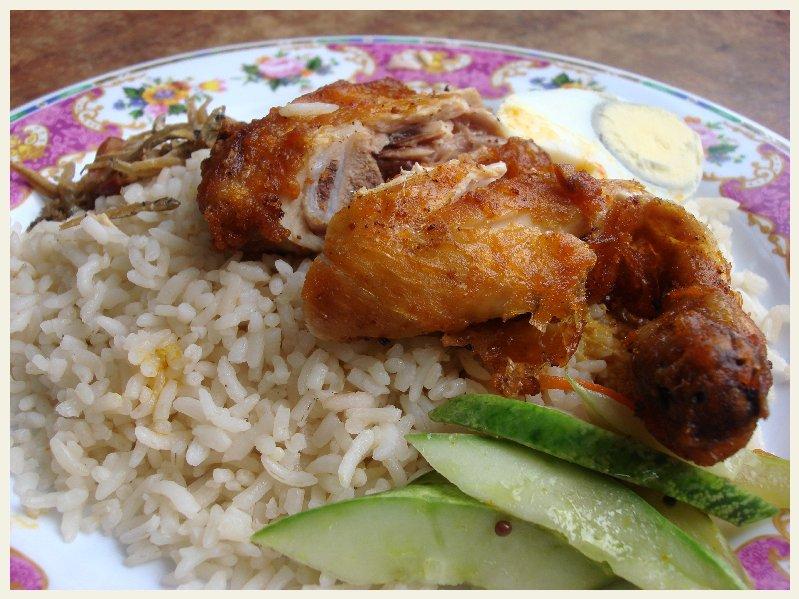 nasi beringin - my plate