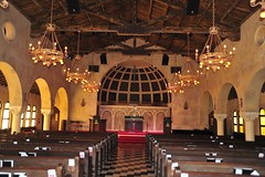Interior (DSLEWIS) Tags: church florida miami coralgables congregationalchurch