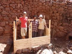 Maddin's new compost bays