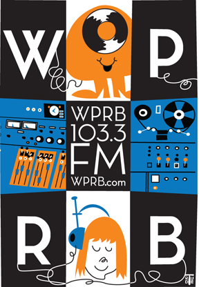 WPRB Student-run Radio Station from Princeton University