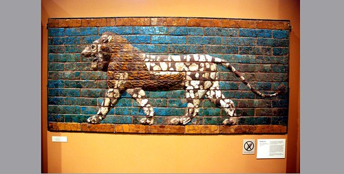 2008_0923_180529AB The Oriental Institute, Chicago por Hans  Ollermann.