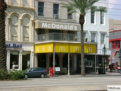 McDonald's New Orleans 934 Canal Street (USA)