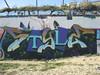 STYLE (Brighton Rocks) Tags: graffiti brighton style blackrock jate jater