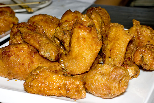 Soy Garlic Bonchon Chicken