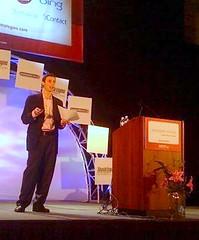 Nicholas Fox Keynote - SES San Jose