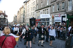 Clan Malcolm / MacCallum - The Clan Parade - The Gathering 09
