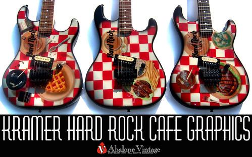 Flickriver Photoset Vintage Kramer Guitars By Eric Ernest