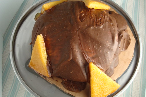 Failed Dobos Torte