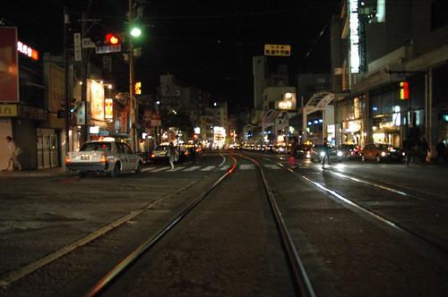 shianbashi at night