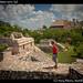 Ivana at Ek Balam ruins (4)