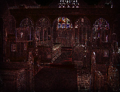 St. Martin-by-Looe church interior, Cornwall (amarcord108) Tags: legacy memoriesbook stealingshadows sharingart graphicmaster miasbest redmatrix daarklands flickrvault trolledproud newgoldenseal