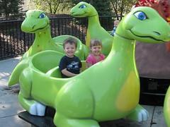 Dino-Ride