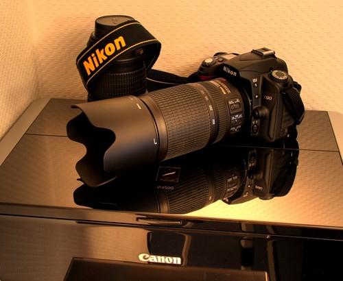Nikon vs Canon?